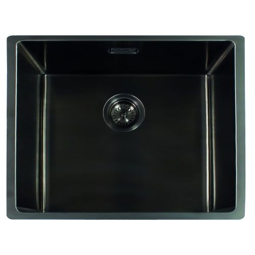 Reginox Miami 50 x 40 Gun Metal Sink